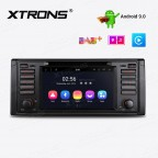 7 inch Android 9.0 Octa-Core Car Stereo Smart Multimedia Player Custom fit for BMW