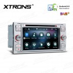 """7 """" HD Digital touch screen Android 6.0 Marshmallow Quad core 16G ROM Car Multimedia  Player Custom Fit For Ford"""