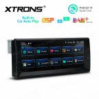 "10.25"" Multimedia Car Stereo Navigation System with Built-in CarAutoPlay and DSP Custom Fit For BMW"