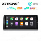 """10.25"""" Multimedia Car Stereo Navigation System with Built-in CarAutoPlay and DSP Fit For BMW"""