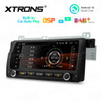 """8.8"""" Android 10 Multimedia Car Stereo Navigation System with Built-in CarAutoPlay and DSP Fit For BMW"""