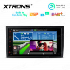 8 inch Android 10 Multimedia Car Stereo Navigation System With Built-in CarAutoPlay and DSP Fit for Audi and SEAT