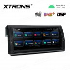 10.25 inch Android 10.0 Car Navigation Stereo with Built-in DSP Custom Fit for BMW