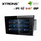 7 inch Android 9.0 Navigation Multimedia Player with Built-in DSP Fit for OPEL / Vauxhall / Holden