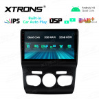 10.1 inch IPS Screen 2GB RAM 32GB ROM Car GPS Navigation Multimedia Player Fit For Citroen (Left Hand Drive Vehicles ONLY)