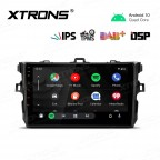 9 inch IPS Screen Navigation Multimedia Player with Built-in DSP Fit for TOYOTA