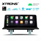 10.25 inch Car Android Multimedia Navigation System with Built-in 4G for BMW 1 Series E81/E82/E87/E88 CIC