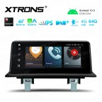 10.25 inch Car Android Multimedia Navigation System with Built-in 4G and CarAutoPlay and Android Auto for BMW 1 Series E81/E82/E87/E88 CIC