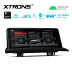 10.25 inch Car Android Multimedia Navigation System with Built-in 4G for BMW X3 E83 with No Original Display