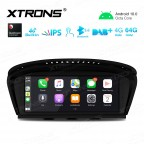 8.8 inch Car Android Multimedia Navigation System with Built-in 4G for BMW 3 Series E90/5 Series E60 CCC