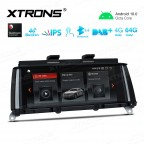 8.8 inch Car Android Multimedia Navigation System with Built-in 4G for BMW X3 F25 CIC