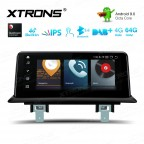 10.25-inch Car Android Multimedia Navigation System with Built-in 4G for BMW 1 Series E81/E82/E87/E88 CCC
