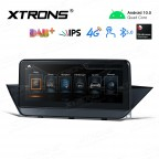 10.25 inch Android Navigation System with Built-in 4G Support Carriers in Asia and Europe for BMW X1 E84 CIC