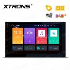 """7"""" Android 8.0 Octa-Core 32G ROM + 2G RAM Car Stereo Navigation System"""