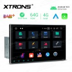 10.1 inch Android 10.0 Octa-Core 64G ROM + 4G RAM Car Multimedia GPS DVD Player