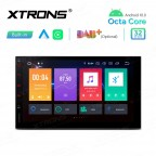 Android 10.0 Octa Core(64bit) 7'' Car Stereo Multimedia Navigation System Built-in CarAutoPlay & Android Auto