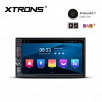 """7"""" Android 8.1 with Full RCA Output In-Dash GPS Navigation Multimedia System"""