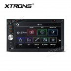 """6.2"""" Digital TFT Touch Screen Double Din DVD Player"""