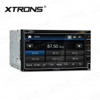 "6.95"" HD CapacitiveTouch Screen Built-in DAB+ Tuner Double Din Car DVD Player"