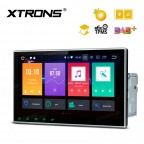 "10.1"" Android 8.0 Octa-Core 32GB ROM + 4G RAM Multimedia DVD Player Support Car Auto Play with Adjustable Viewing Angles"