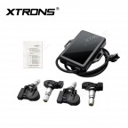 Car Auto  TPMS Car Tire Pressure Monitoring System for XTRONS Android Units