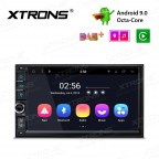 7 inch Android 9.0 Octa-Core Car Stereo Smart Multimedia Player