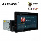 """10.1"""" Android 8.1 HD Screen Multifunctional Android Car Stereo with Full RCA Output"""