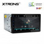 """7"""" Android 6.0 Marshmallow Quad Core 16G ROM HD Digital Touch Screen Car Multimedia Player"""