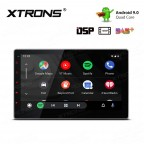 10.1 inch Android 9.0 HD Screen Multifunctional Android Car Stereo with Full RCA Output and Built-in DSP