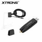 USB 2.0 Digital DAB+ Radio Tuner Receiver Stick Only for XTRONS Android Car Stereos