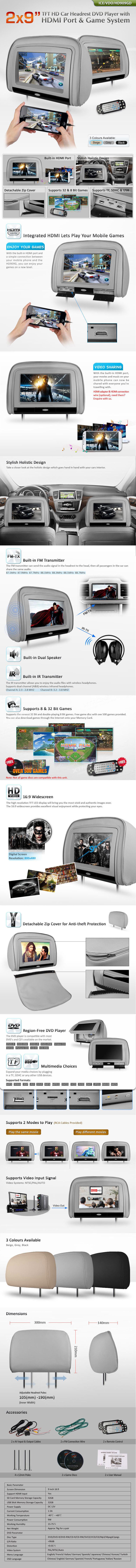 HD909DG